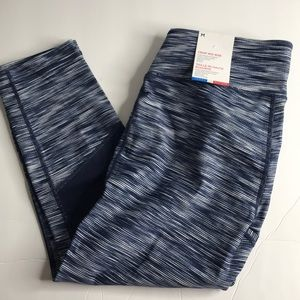 Tommy Hilfiger crop mid rise leggings